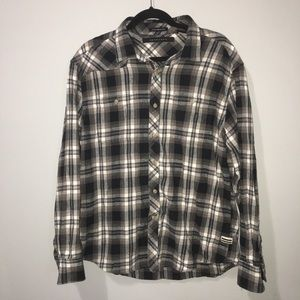 SEAN JOHN Tailored fit Flannel Two Front Pockets